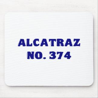 Alcatraz No. 374 Mouse Pad