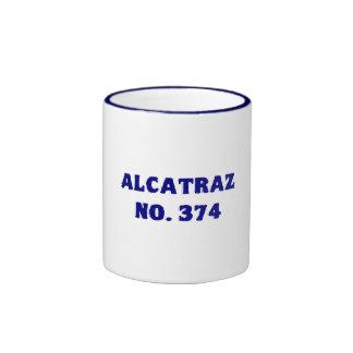 Alcatraz No. 374 Mugs