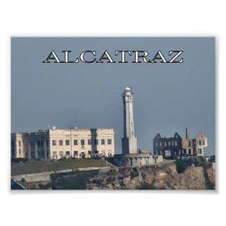 Alcatraz Photo Print