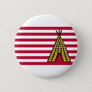 Alcatraz Pinback Button