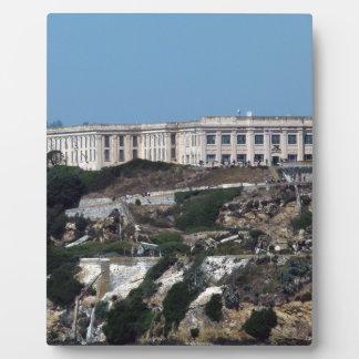 Alcatraz Plaque