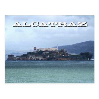 Alcatraz Postcard