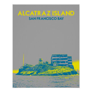 Alcatraz Póster