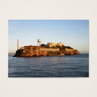 Alcatraz Prison Business Card