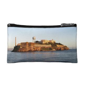 Alcatraz Prison Cosmetic Bag