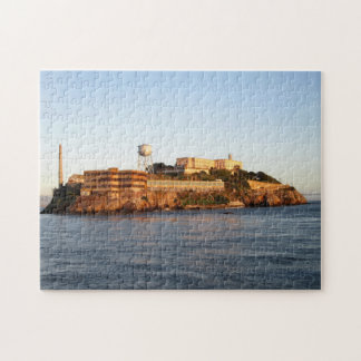 Alcatraz Prison Jigsaw Puzzle
