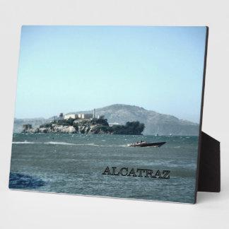 Alcatraz Prison Plaque