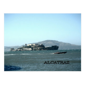 Alcatraz prison post cards