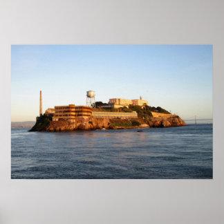 Alcatraz Prison Posters