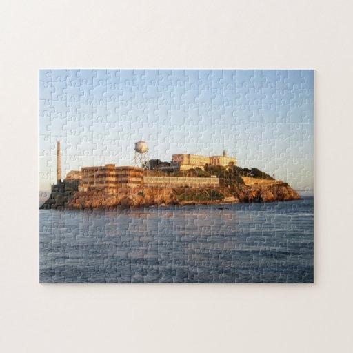Alcatraz Prison Jigsaw Puzzles