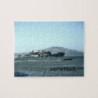 Alcatraz Prison Puzzles