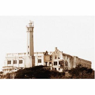 Alcatraz Prison (Sepia Tones) Cut Outs
