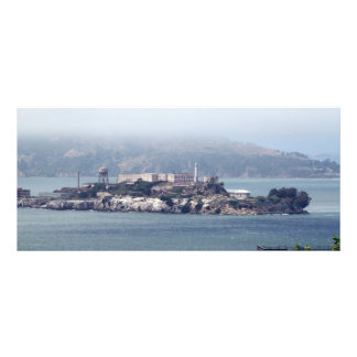 Alcatraz Rack Card