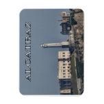 Alcatraz Rectangular Magnet