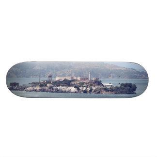 Alcatraz Skateboard Deck