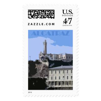 Alcatraz Stamps
