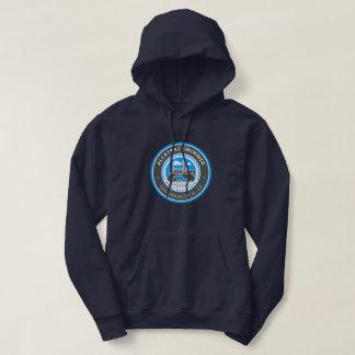 Alcatraz Swimmer hoodie
