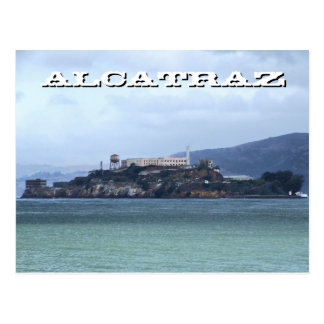 Alcatraz Tarjetas Postales