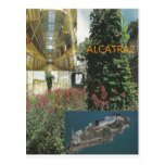 Alcatraz Tour Item Post Card