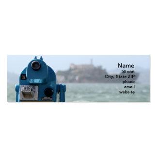 Alcatraz View Business Cards