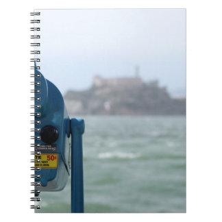 Alcatraz View Notebook