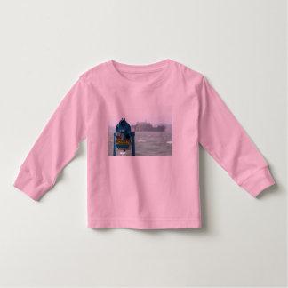 Alcatraz View Toddler T-shirt