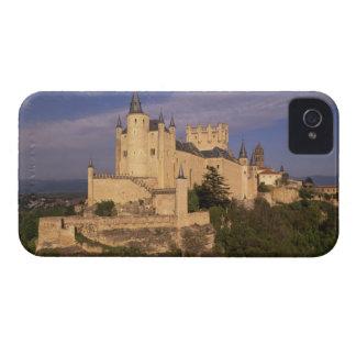 Alcazar and Cathedral, Segovia, Castile Leon, iPhone 4 Case-Mate Case