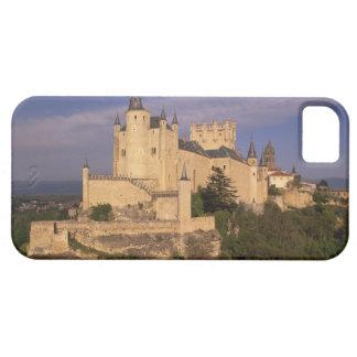 Alcazar and Cathedral, Segovia, Castile Leon, iPhone SE/5/5s Case