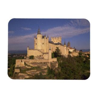 Alcazar and Cathedral, Segovia, Castile Leon, Magnet