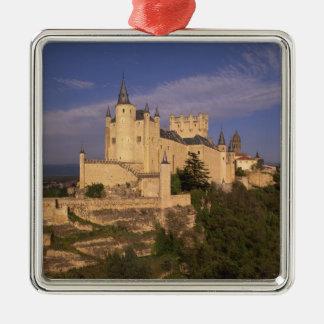 Alcazar and Cathedral, Segovia, Castile Leon, Metal Ornament