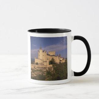 Alcazar and Cathedral, Segovia, Castile Leon, Mug
