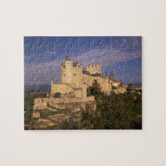 Alcazar and Cathedral, Segovia, Castile Leon, Puzzle