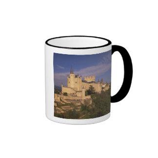 Alcazar and Cathedral, Segovia, Castile Leon, Ringer Mug