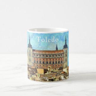Alcazar Castle in Toledo Coffee Mug