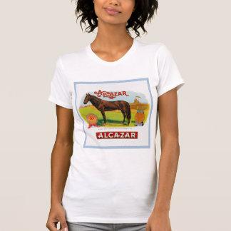 Alcazar el caballo de raza camiseta