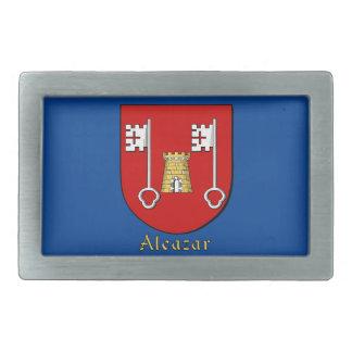 Alcazar Historical Family Shield Belt Buckle