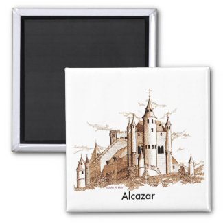 Alcazar - Magnet magnet