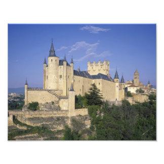 Alcazar, Segovia, Castile León, España Fotografías