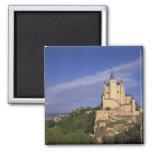 Alcazar, Segovia, Castile León, España Imán Para Frigorifico