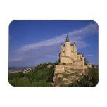 Alcazar, Segovia, Castile León, España Imán De Vinilo