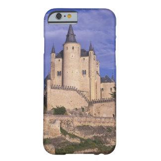 Alcazar, Segovia, Castile León, España, la UNESCO Funda De iPhone 6 Barely There