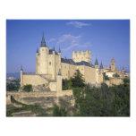 Alcazar, Segovia, Castile León, España Arte Fotografico