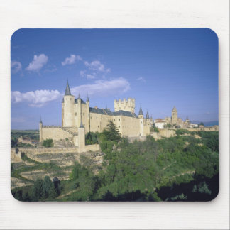 Alcazar, Segovia, Castile Leon, Spain 2 Mouse Pad