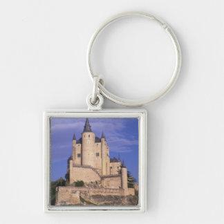 Alcazar, Segovia, Castile Leon, Spain, Unesco Keychain