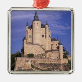 Alcazar, Segovia, Castile Leon, Spain, Unesco Metal Ornament