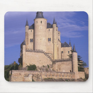Alcazar, Segovia, Castile Leon, Spain, Unesco Mouse Pad