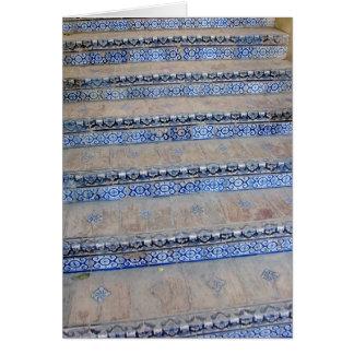 Alcazar Steps Card