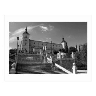 Alcazar Toledo Postcards