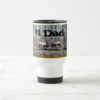 Alces, #1, taza del papá