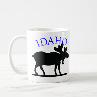 Alces de Idaho Taza